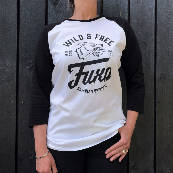 FUXS-Shirt-Wild&Free